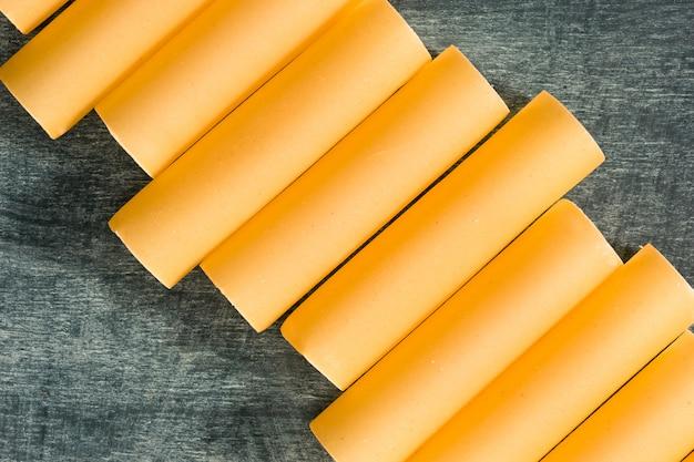La pasta secca italiana