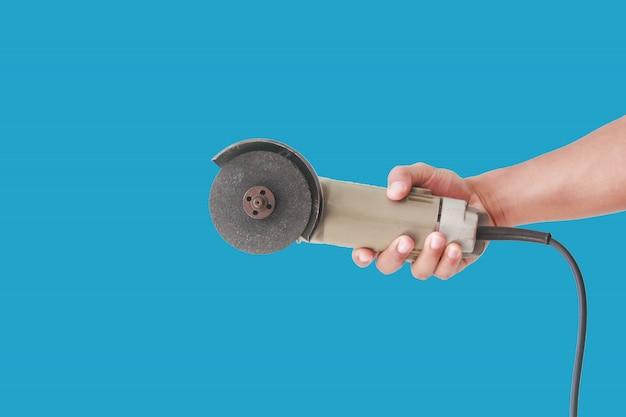La rettificatrice elettrica è una macchina utensile usata per affilare