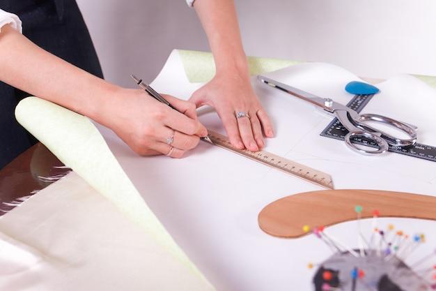 La sarta crea un modello per il prodotto futuro.