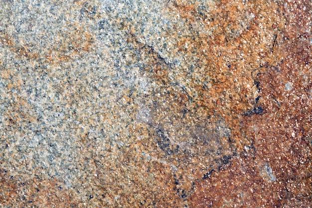 La struttura unica del fondo della pietra naturale ha colorato il modello astratto