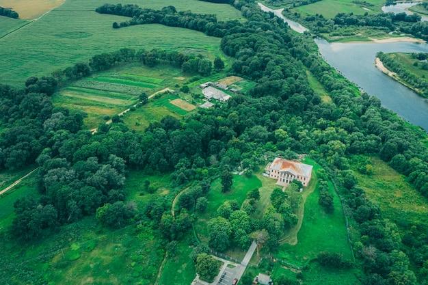 La tenuta khal'ch nella regione di vetka gomel in bielorussia
