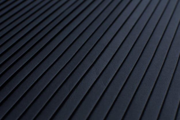 La trama del tessuto sintetico è sfondo grigio plisse