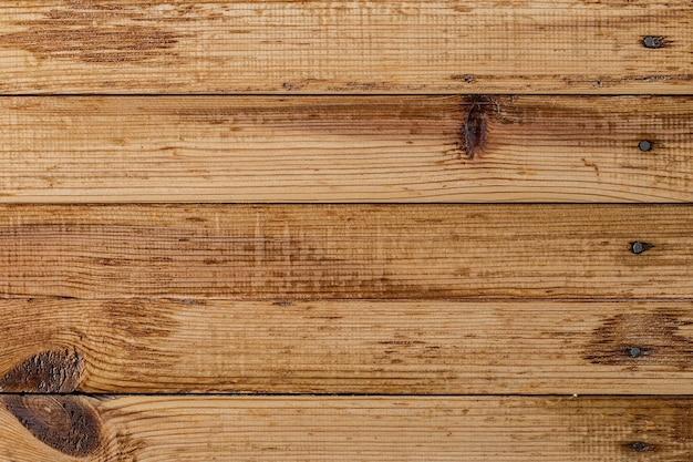 La vecchia struttura di legno