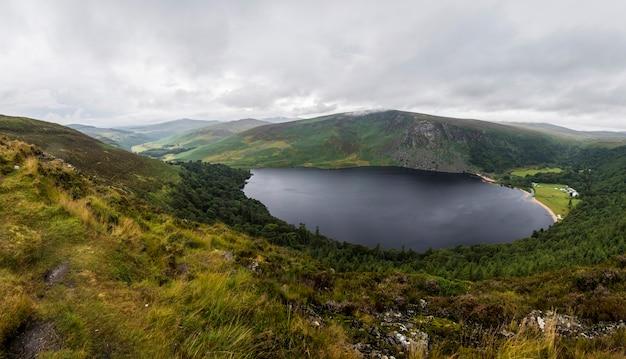 Lago loch tay in irlanda
