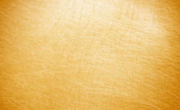 Lamina d'oro a foglia gialla lucida