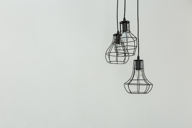 Lampada appesa al soffitto
