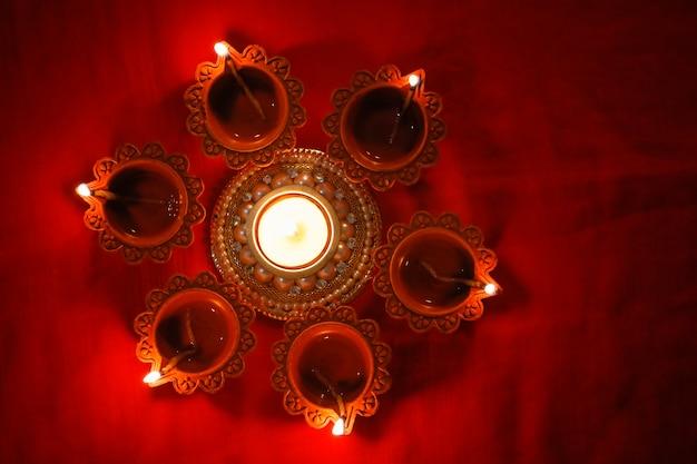 Lampada indiana diwali
