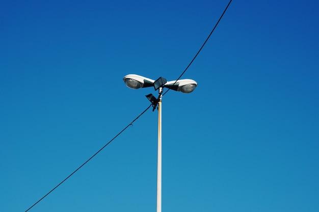 Lampione in strada