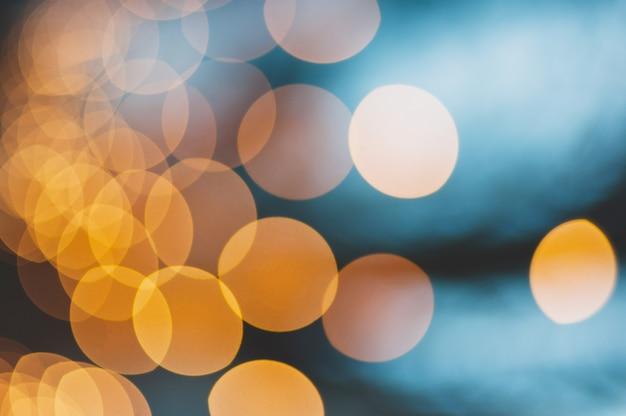 Lampioni gialli