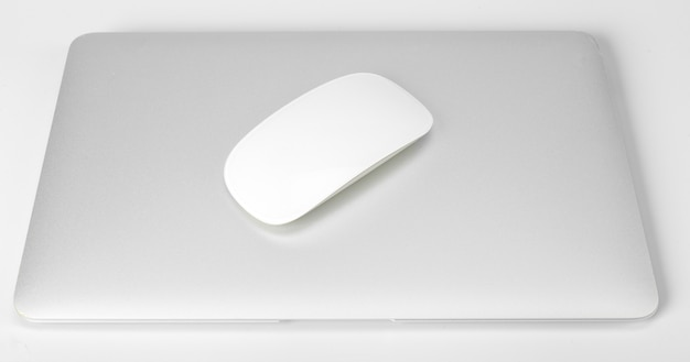 Laptop isolato