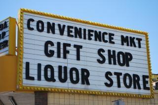 Las vegas negozio di souvenir