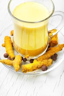 Latte d'oro curcuma