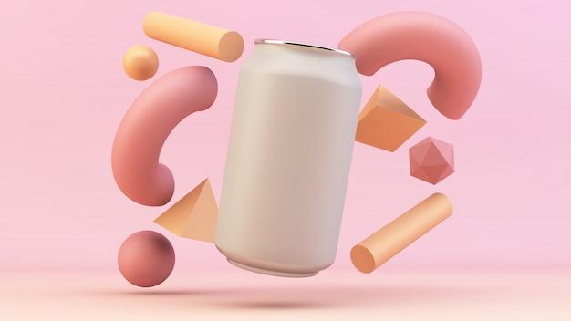 Lattina di soda