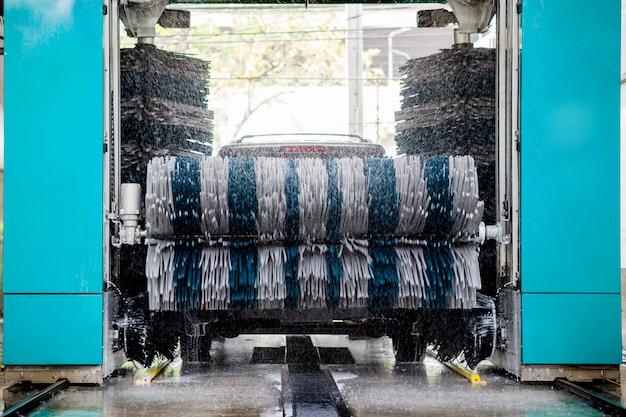 Lavatrice automatica per auto