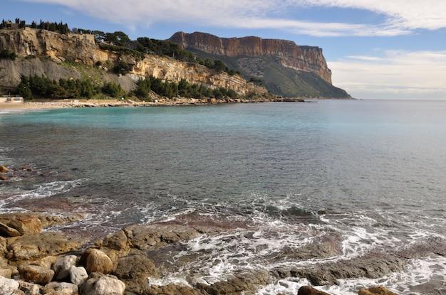 Le calanques de marsiglia e cassis nel sud della francia