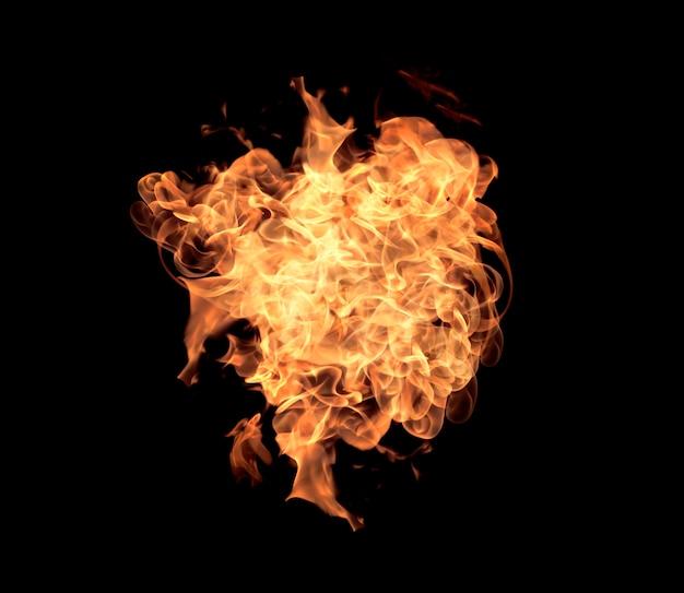 Le fiamme rosse