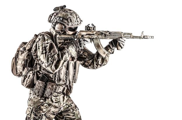 Le forze speciali speciali russe
