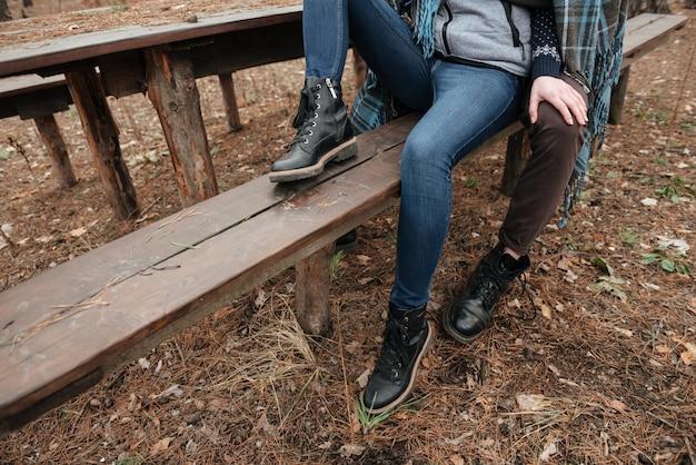 Le gambe degli innamorati