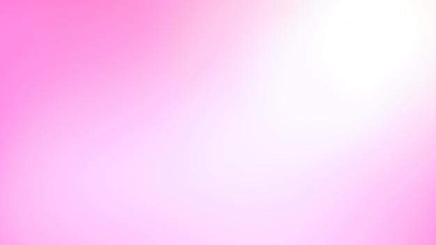 Le linee morbide della foto astratta defocused di pendenza di rosa pastello del tono colorano il fondo