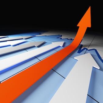 Le statistiche finanziarie crescono