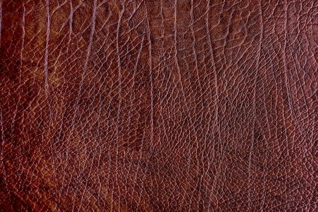 Leahter con texture di sfondo