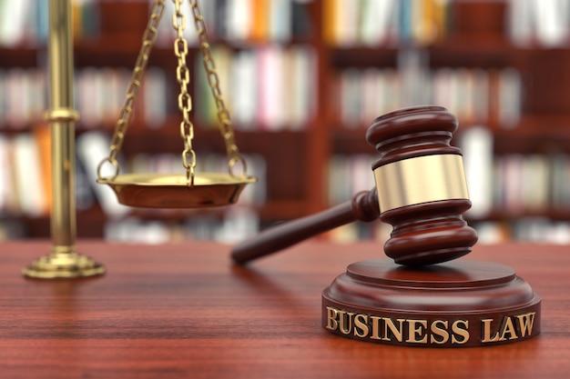 Legge degli affari