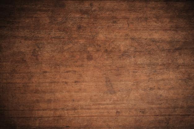 Legno strutturato scuro del vecchio grunge