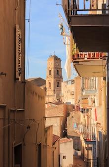 Leonforte, sicilia