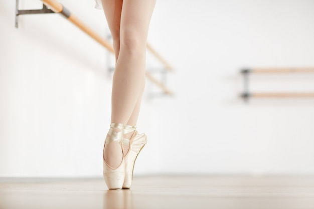Levigatura in punta di piedi