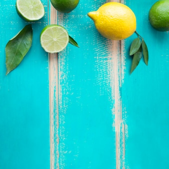 Limone e lime