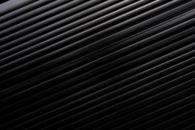 Linea astratta colore nero texture di sfondo