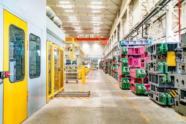Linea di produzione automobilistica