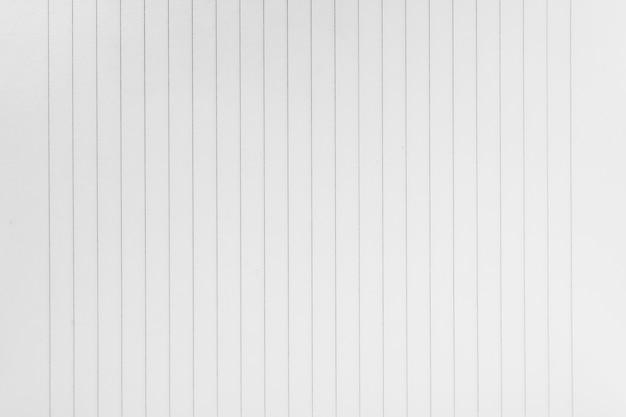 Linea modello di carta da vicino