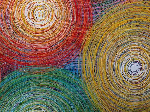 Linee astratte sfondo colorato con texture.