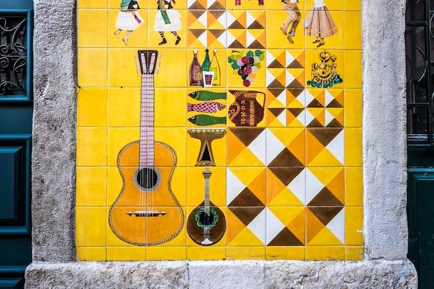 Lisbona in portogallo