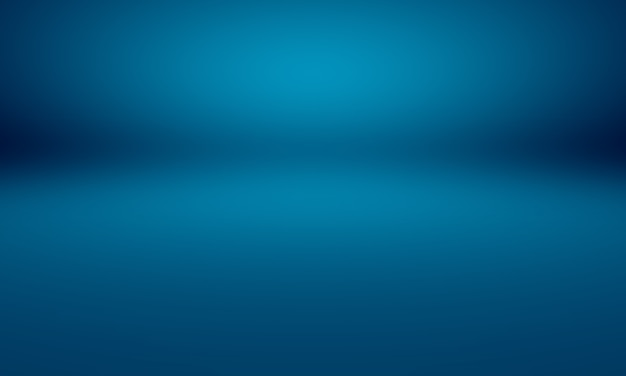 Liscio blu scuro con black vignette studio