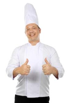 Lo chef rinuncia