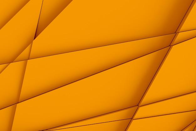 Lo sfondo è calcolato da linee rette su diverse forme geometriche