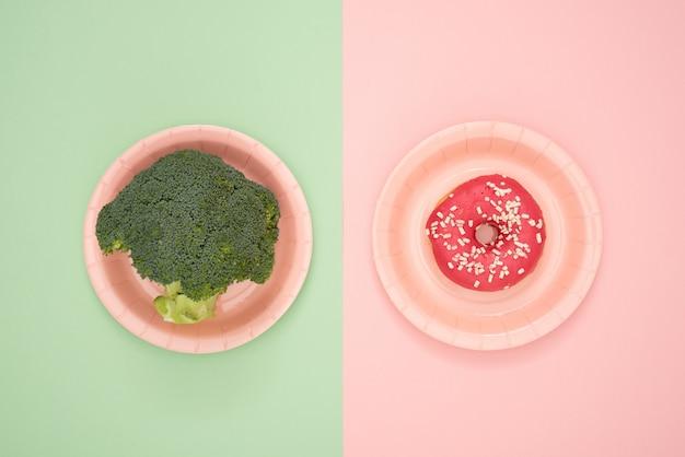 Lo stile di vita sano è tutto basato sulla scelta