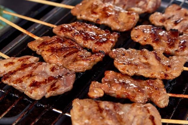 Lonza di maiale alla griglia