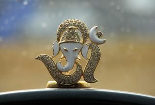 Lord ganesha - dio indiano
