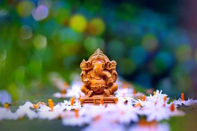 Lord ganesha, festival di ganesha