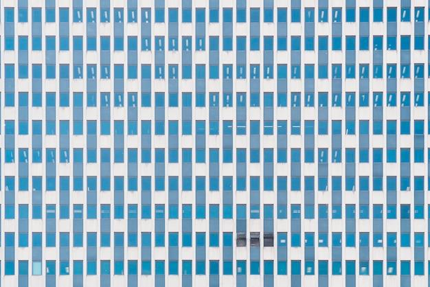 Lotto di edificio per uffici windows