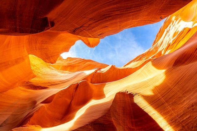 Lower antelope canyon usa