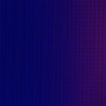 Luci a led dal pannello di visualizzazione dello schermo del monitor del computer a led per modello di sito web grafico. progettazione di elettricità o tecnologia.