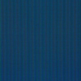 Luci a led dal pannello di visualizzazione dello schermo del monitor del computer a led.