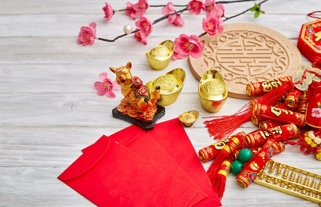 Lucky chinese new year 2019