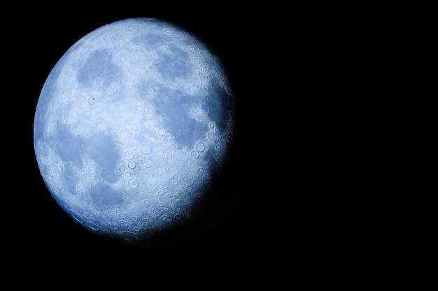 Luna nel cielo