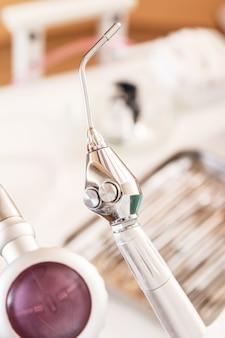 Luogo di lavoro del dentista