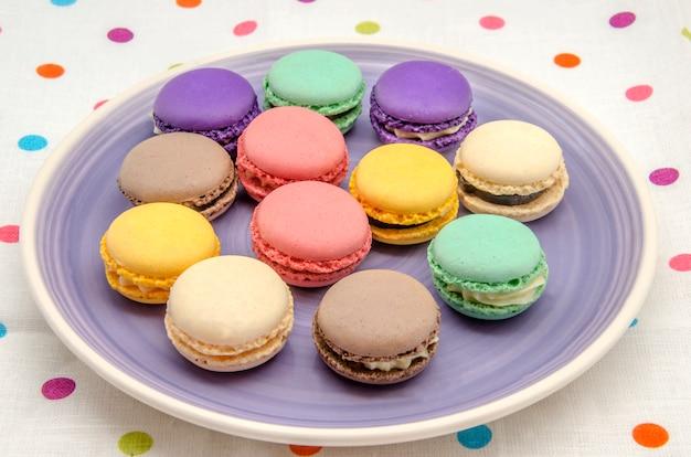 Macarons parigini tradizionali